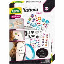 LENA Star tetoválás szett karkötővel