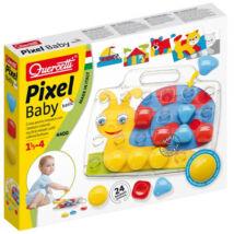 Quercetti: Pixel Baby Basic bébi óriás pötyi
