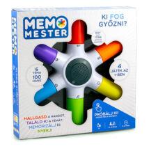 Memória mester társasjáték