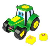 Tomy: formaválogatós Johnny traktor