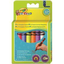 Crayola - 16 db háromszög zsírkréta