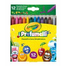 Crayola: Illatos csavarozható zsírkréta