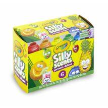 Crayola Szagos színek-illatozó festékek 6db-os