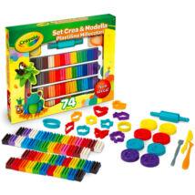 Crayola 74 darabos óriás gyurmakészlet