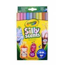 Crayola 10 Illatos Vékony filctoll