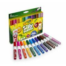 Crayola Illatos filctollak 12db-os