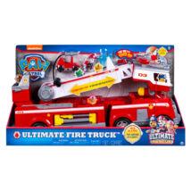 Mancs őrjárat: Észvesztő mentés - Ultimate tűzoltóautó