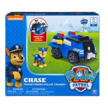 Mancs őrjárat: Chase átalakuló járműve figurával dobozban
