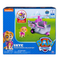 Mancs őrjárat: Skye átalakuló helikoptere figurával dobozban