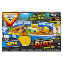 Monster Jam: Dirt Aréna játékszett MAX-D autóval