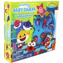 Baby Shark - Horgász Játék