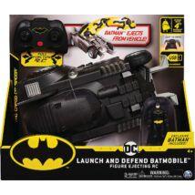 DC Batman: Indíts és védekezz RC autó