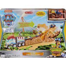 Mancs Őrjárat: Dino Rescue - T-Rex szett
