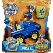 Mancs Őrjárat Dino járművek - Chase