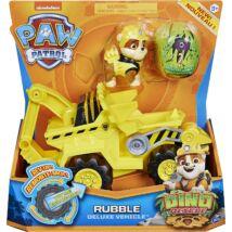 Mancs Őrjárat Dino járművek - Rubble
