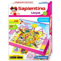 Clementoni-Sapientino: Lányok - Új kiadás