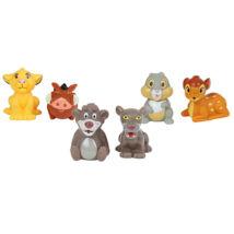 Disney kisállatok spriccelő figurák 7 cm - többféle