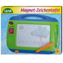 Lena Színes mágneses közepes méretű rajztábla
