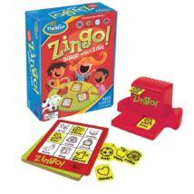 Thinkfun Zingo társasjáték, angol nyelvű verzió