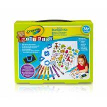 Crayola Minikids Nyomdázó készlet