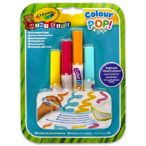 Crayola: Colour POP! irka-firka szőnyeg utántöltő filctoll