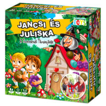 Jancsi és Juliska társasjáték - Új kiadás