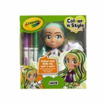 Crayola: Colour n Style Friends - Jade