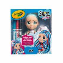 Crayola: Colour n Style Friends - Sky