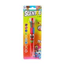 Scentos Illatos 10 színű szivárvány toll - 2-féle