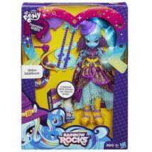 Én kicsi pónim Equestria Girls Trixie Lulamoon baba