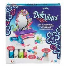 Play-Doh Dohvinci Tükör Szépítő Készlet
