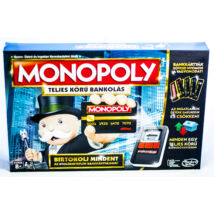 Monopoly Teljes körű bankolás társasjáték