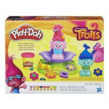 Play-Doh Trollok átalakuló szalonja