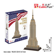 3D puzzle Empire State Building (54 db-os)