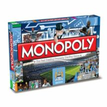Monopoly Manchester City FC (angol)
