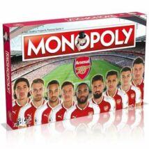 Monopoly Arsenal FC (angol)
