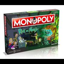 Monopoly: Rick and Morty (angol, magyar szabályfordítással)