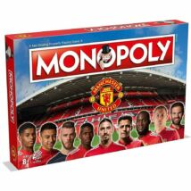 Monopoly Manchester United FC (angol)