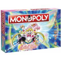Monopoly Sailor Moon (angol)