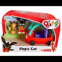 Fisher-Price Bing: Flop autója játékszett