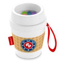 Fisher-Price: kávés csésze alakú rágóka