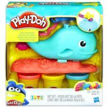 Play-Doh Wavy, a bálna gyurma szett