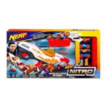Nerf Nitro Doubleclutch: Inferno autókilövő
