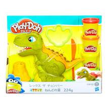Play-Doh: Rex, a dinoszaurusz gyurmaszett