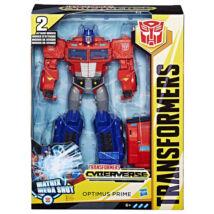 Transformers: Cyberverse - Ultimate Class Optimus Prime akciófigura - 30 cm
