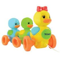 Tomy: húzható kacsák