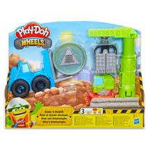 Play-Doh: munkagépek játékszett