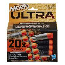 Nerf Ultra One 20 db-os habszivacs lövedék szett
