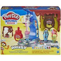 Play-Doh: Konyha variációk - Drizzy fagyizó gyurmaszett