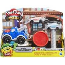 Play-Doh : Vontatókocsi gyurmaszett